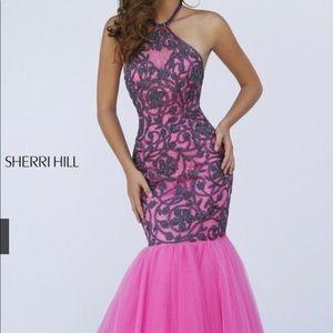 Sheri Hill Prom Dress